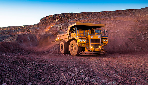 Kumba Iron Ore [photo]